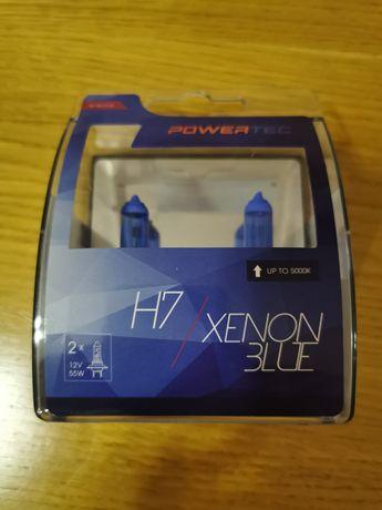 Żarówki M-tech H7 Xenon Blue