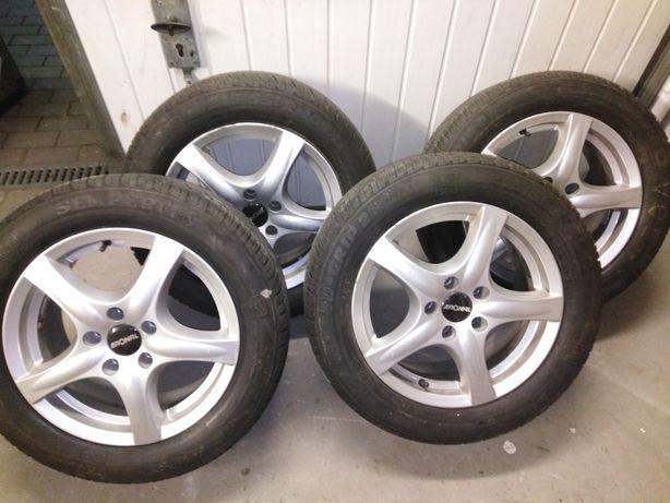 Koła zimowe Alufelgi ronal 215/55 r16 Audi 5x112