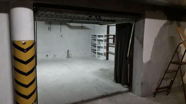 Wynajmę garaż/LSM/