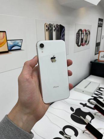 Iphone XR 128GB White Гарантия/Neverlock/Рассрочка/Магазин