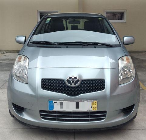 Toyota yaris 2007 gasolina