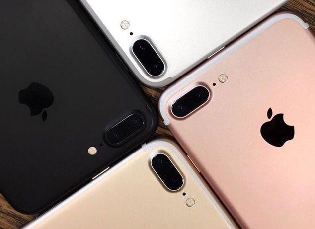 iPhone 7+ (plus) 32g black/rose/gold в Ябко