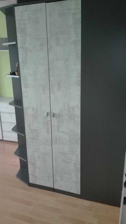 Szafa Agata Meble Tablo garderoba bardzo duza i praktyczna Narnia