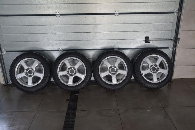 Koła zimowe saab 9-5 Opony 205/55R16 Pirelli
