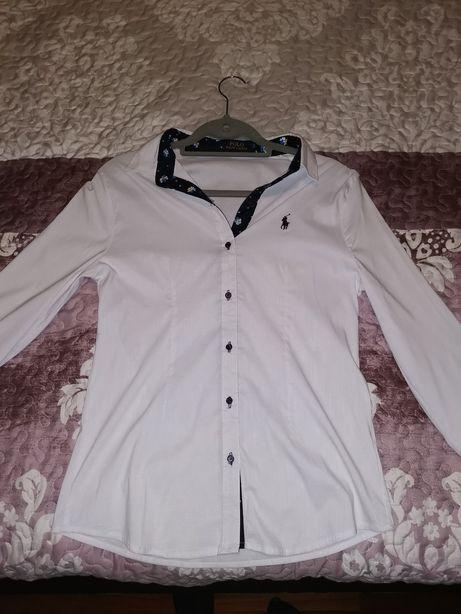Camisa cintada Polo Ralph Lauren