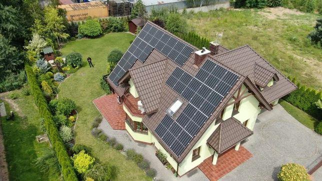 Instalacja Fotowoltaiczna 10 kWp Sofar i Q-CELLS G9 390 Bez Zaliczek