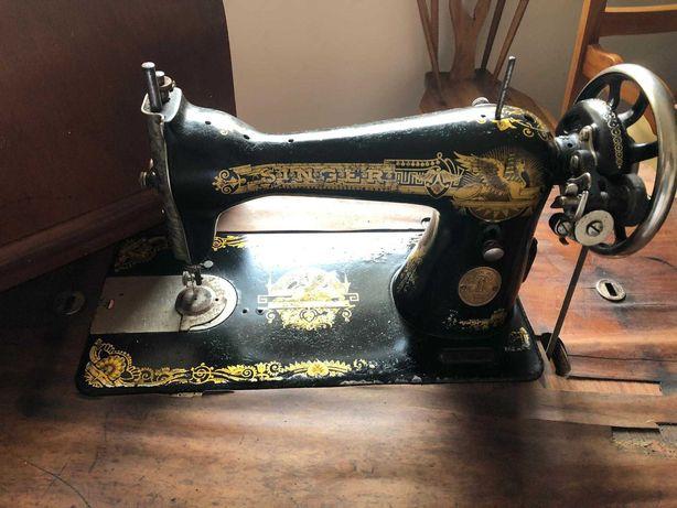 Maquina de Costura Singer Antiga numerada