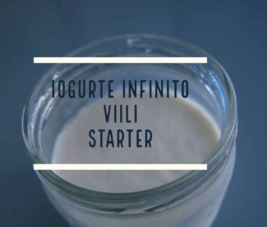 Iogurte infinito Viili starter