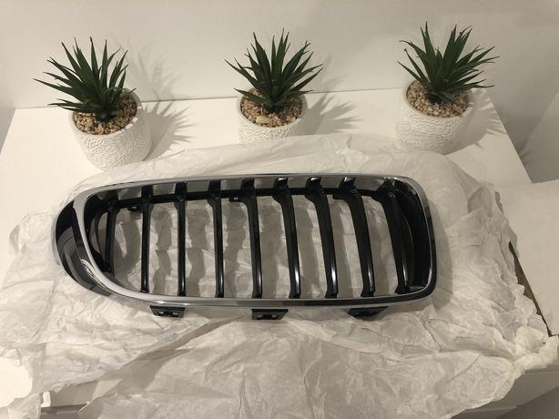 Atrapa Grill Nerki BMW 4 F32 F33 F36  13- komplet