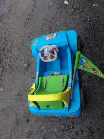 peg-perego go buggy go Машинка с пультом для прогулок
