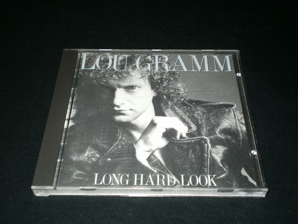 "Lou Gramm ""Long Hard Look"" CD Germany"