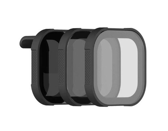 Filtros ND 8 16 e 32 - PolarPro - Gopro 8 Black - Novo - Portes Grátis