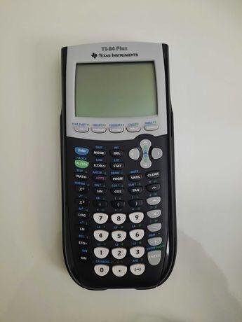 Calculadora Gráfica Texas TI-84 Plus