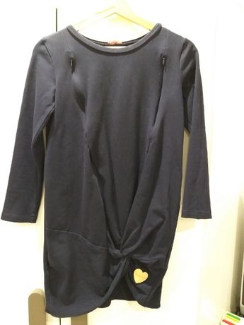 tunika/ sukienka ciążowa i do karmienia