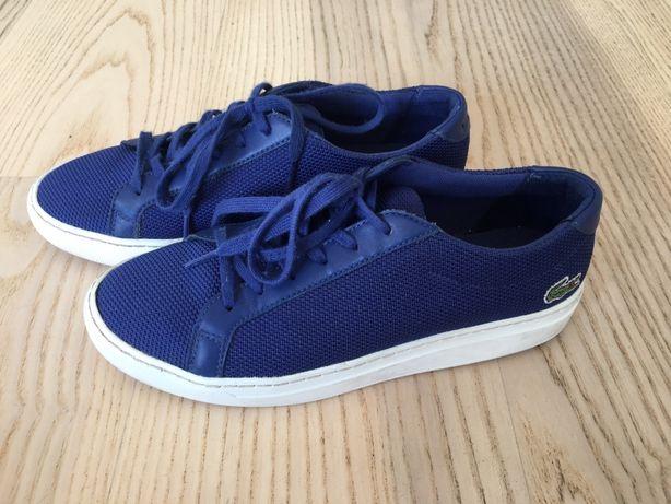 Buty chłopięce Lacoste r 38