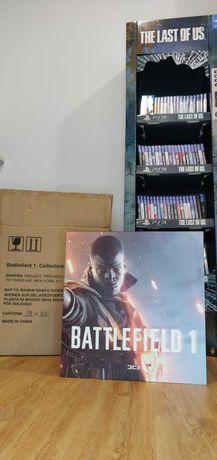 Battlefield - Collector's Edition - no game - PS4/Xbox One/PC - NOVO