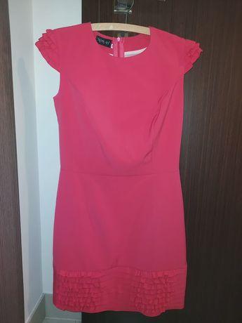 Sukienka różowa rozm. 38