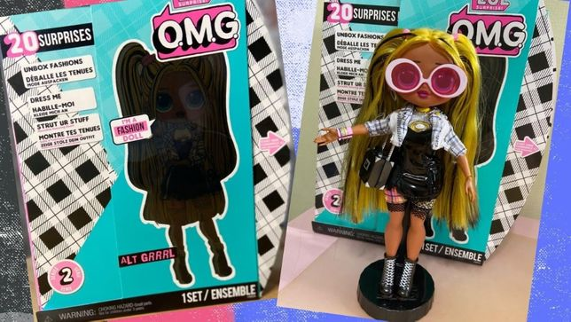 "Кукла LOL с нарядами ""Alt Girl"" SA020-21-22 16 см"