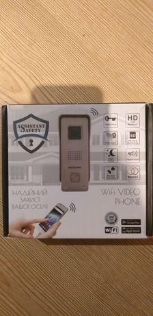 Відеодзвінок Assistant IP500  WiFi