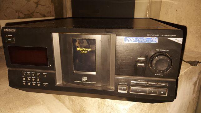 Sprzedam zmieniarkę na 200szt CD