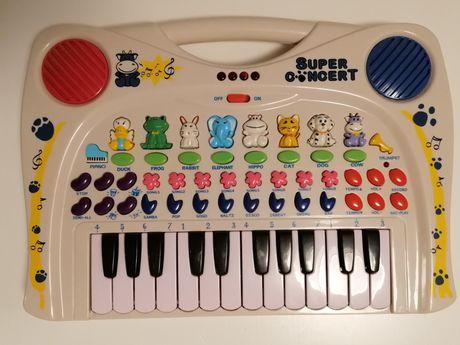 Zabawka pianino Simba