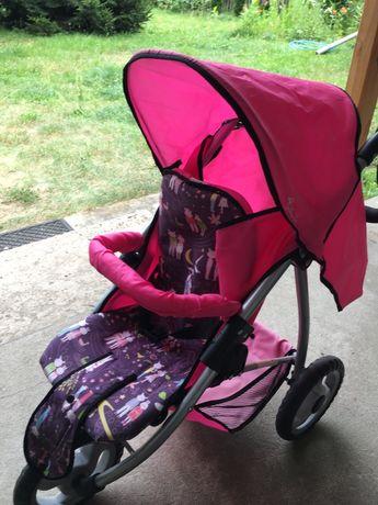 Wózek dla lalek Agatka