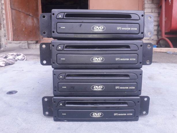 Блок Navi навигации DVD двд МК4 БМВ BMW X5 разборка E53