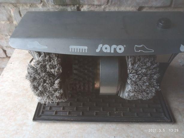 Машинка для чистки обуви Saro ESP006