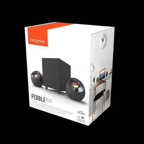 Głośniki do komputera Creative Pebble Plus