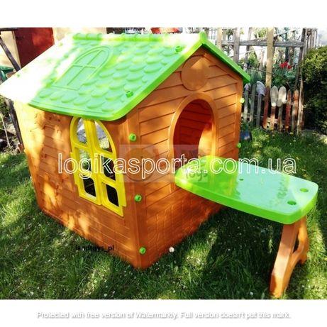 Домик, площадка, игровой детский комплекс