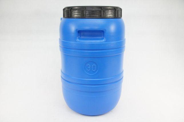 Beczka Plastikowa 30 Litrów Atestowana GOSTYNIN