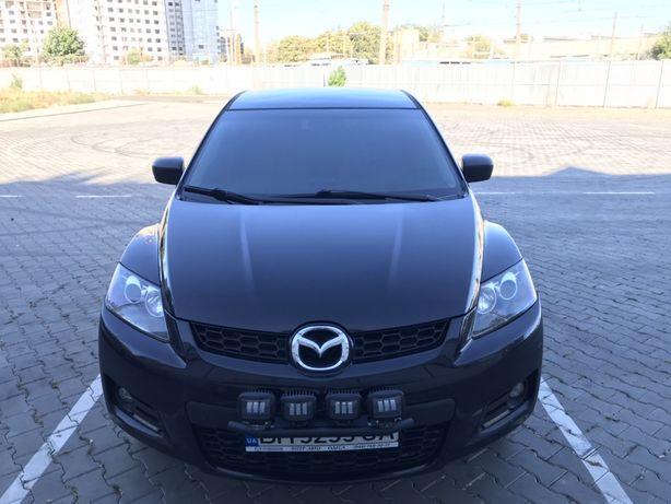 Mazda cx-7 GAZ