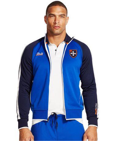 185$ Ekskluzywna Bluza Polo by ralph Lauren Polo Sport M