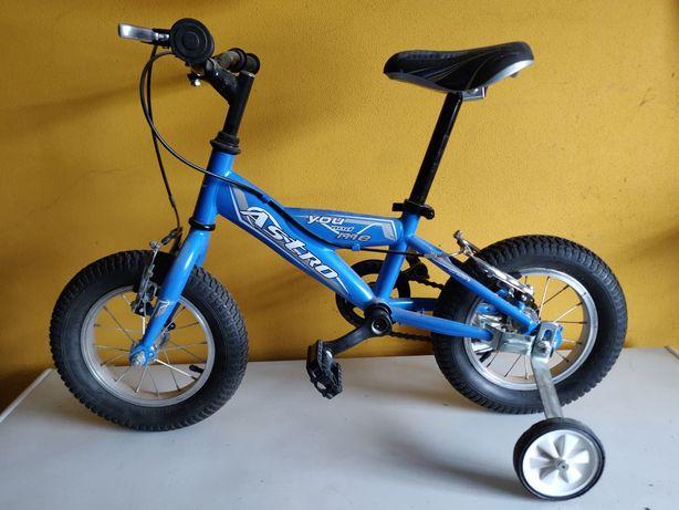 Bicicleta Astro You and Me (3-5 anos)