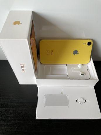 Iphone XR żółty 128GB Okazja !!