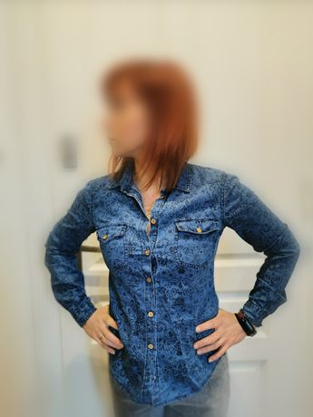 Koszula jeansowa Carry