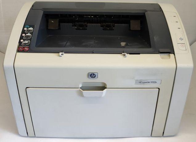 Лазерный принтер HP 1022n с сетью