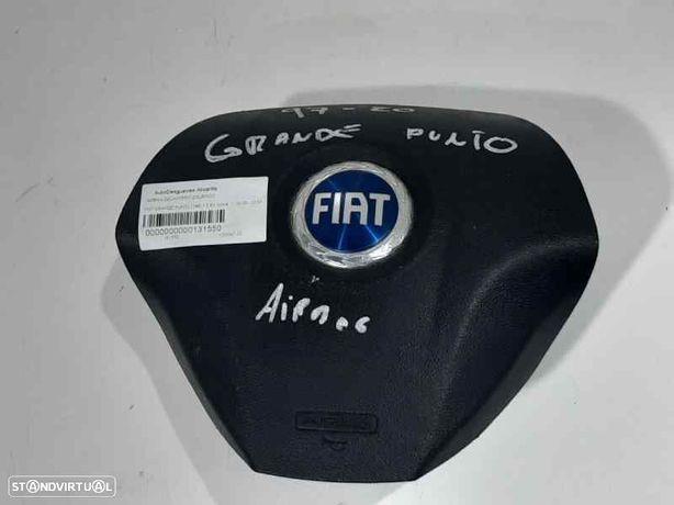 07354104460 Airbag do condutor FIAT GRANDE PUNTO (199_) 1.2 199 A4.000