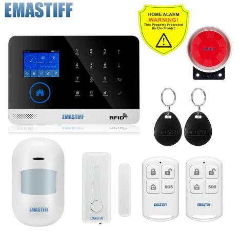 Alarme casa wi-fi/GSM