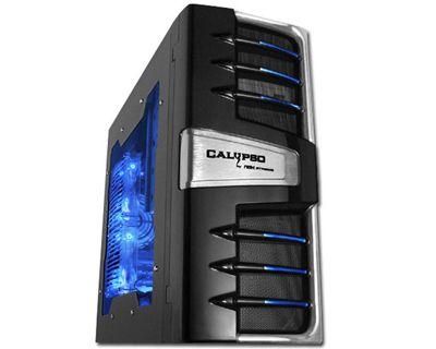 Caixa MidTower NOX Calypso nova em caixa, oferta de fonte 450w