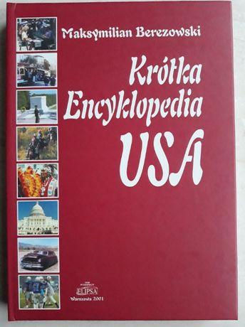 Krótka Encyklopedia USA, Maksymilian Berezowski