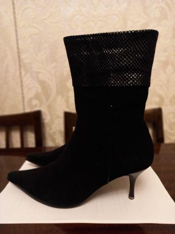 Демисезонные ботинки Италия