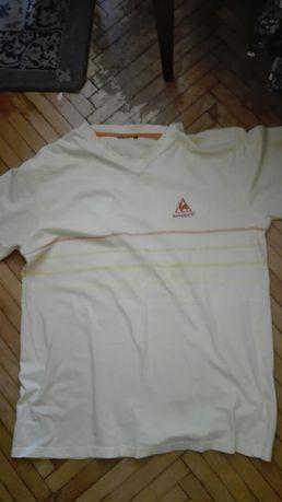 Koszulka Le Coq Sportif roz. L stan bardzo dobry