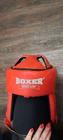 Защитный шлем для бокса