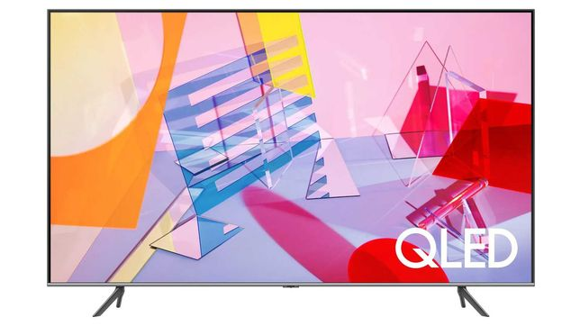 Telewizor SAMSUNG QE75Q65TAU QLED, Smart  HDR