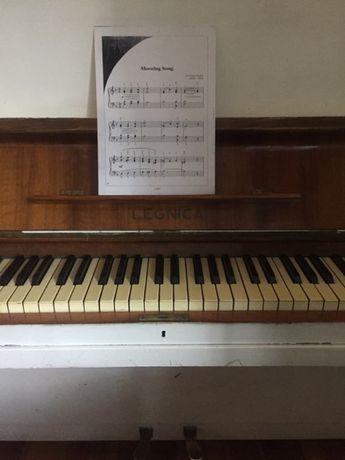 Pianino LEGNICA odpowiednie do nauki