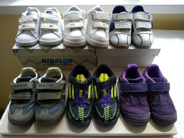 21, 22 р Nike Adidas Geox Next кроссовки кеды босоножки кросівки