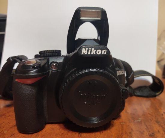 Nikon d3100 body (без обьектива)