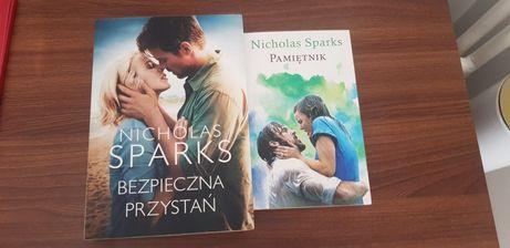 Sprzedam książki - Nicolas Sparks
