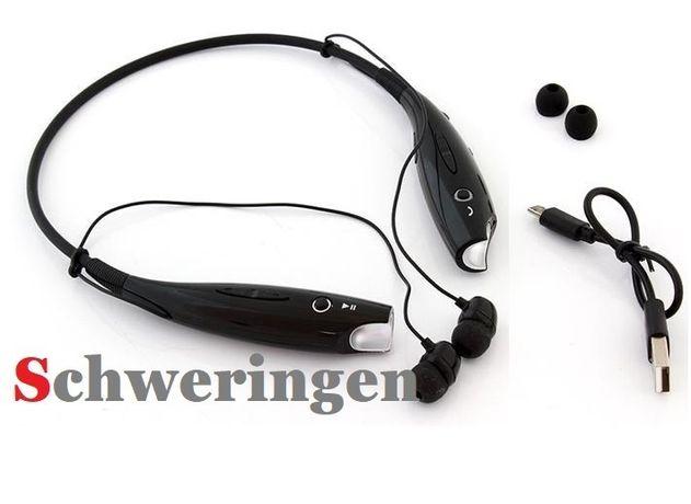 Sportowe Słuchawki HBS-730 Bezprzewodowe Bluetooth EDR od SCHWERINGEN